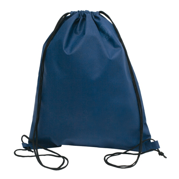 New Way promo backpack, blue photo